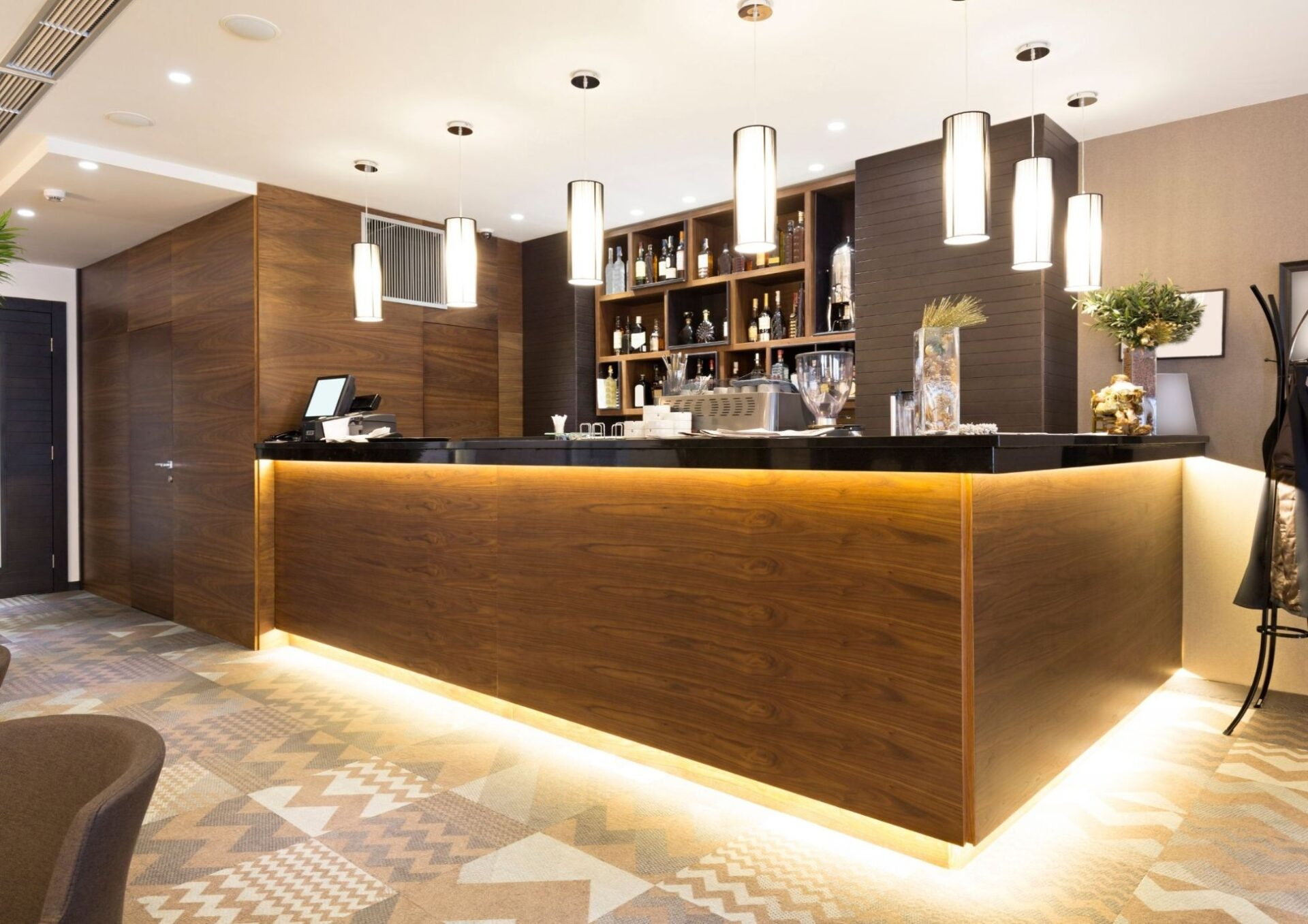 Bar Fitout Project In Sydney