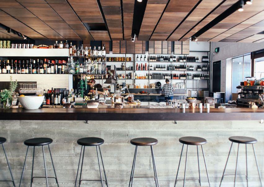 Bar Fitout In Bondi