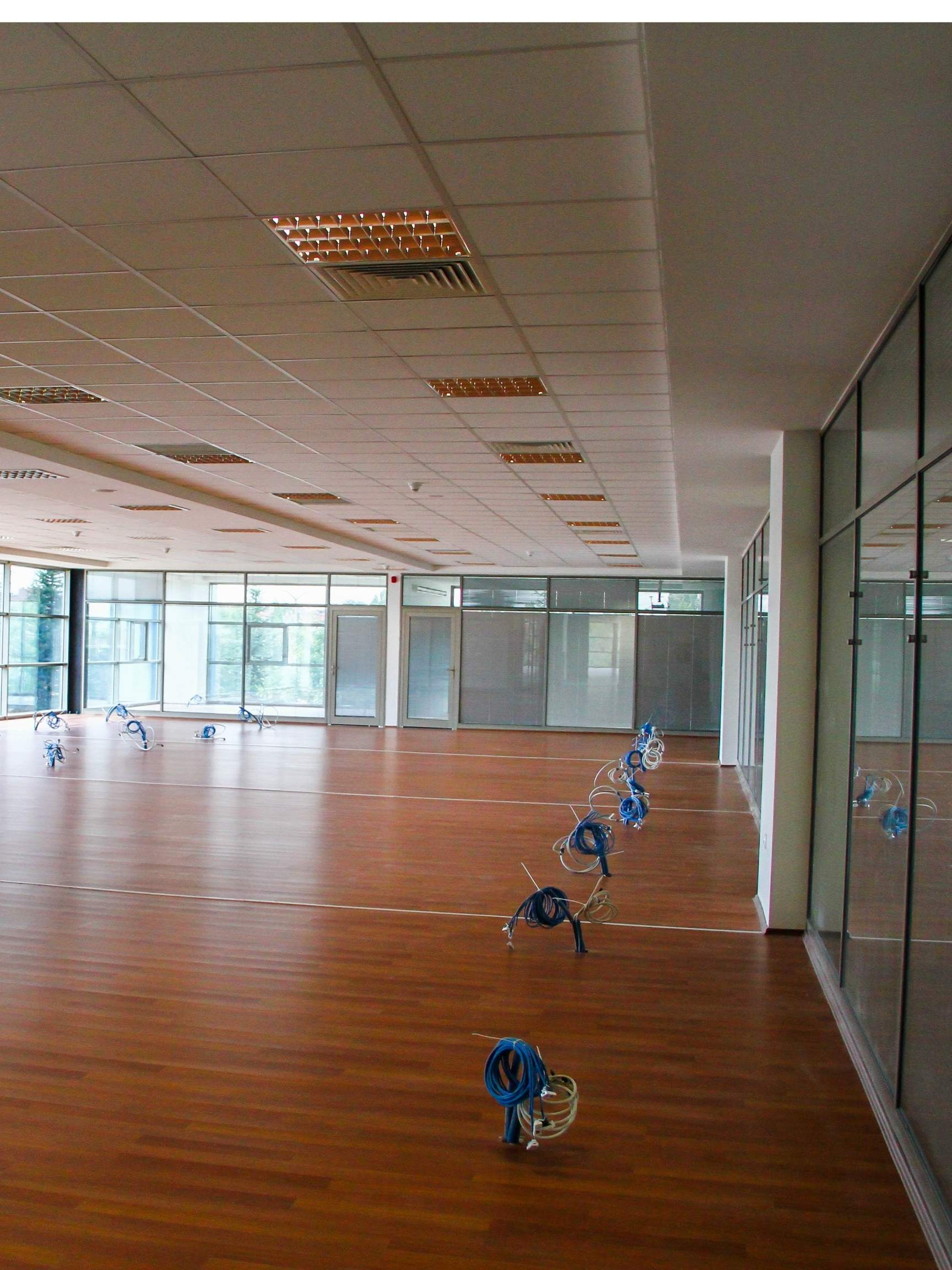 Empty Office After Make-Good