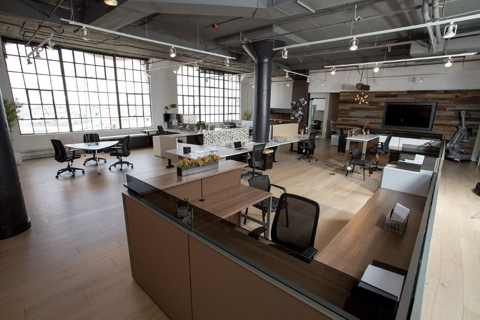 Small Office Fitout Completed In Sydney