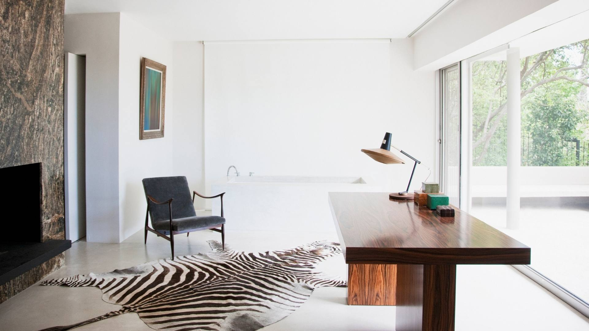Home Office Fitout In Double Bay