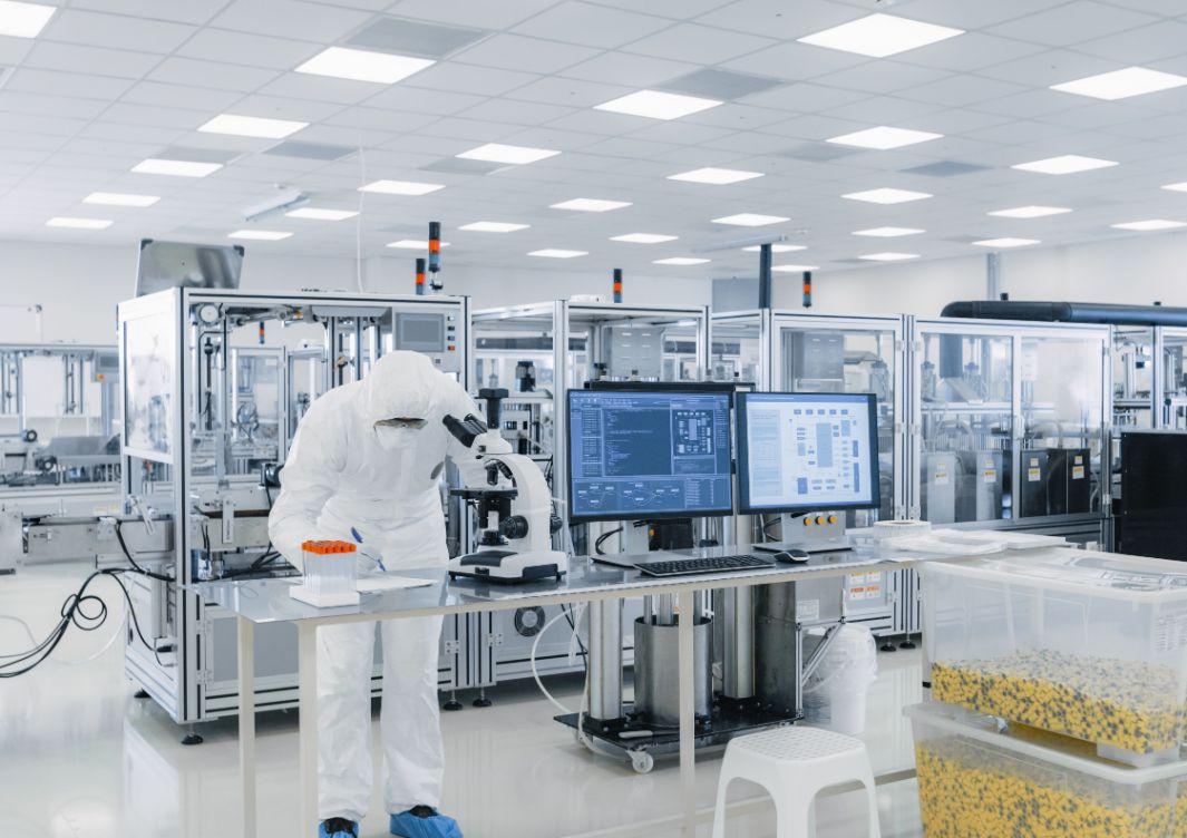 Laboratory In Western Sydney