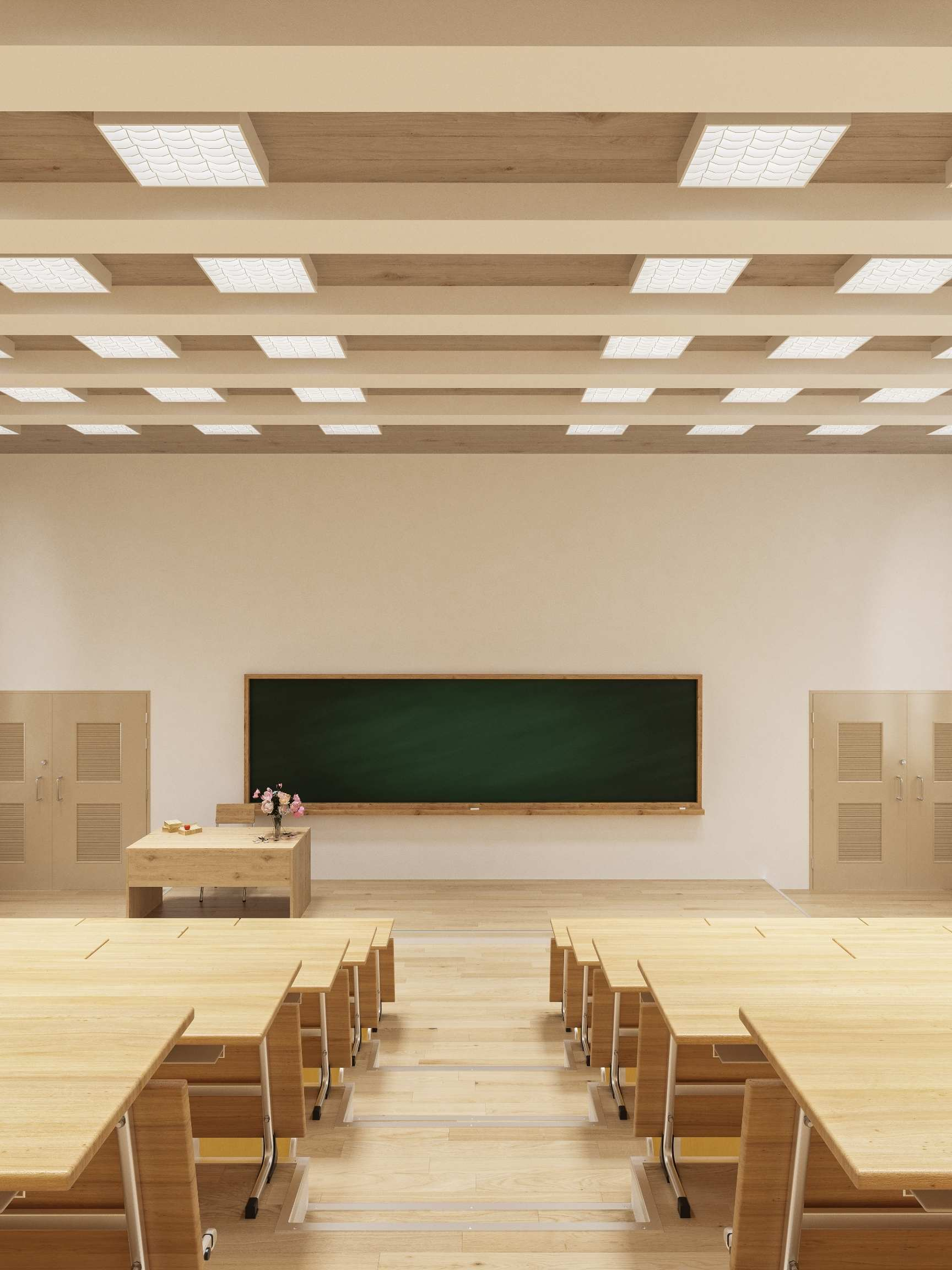 Lecture Theatre At Unsw